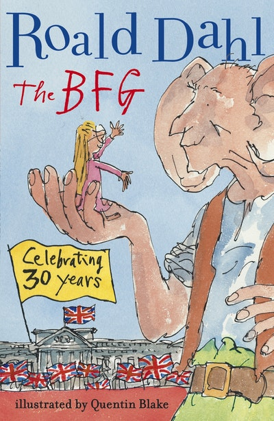 Book Cover: The BFG