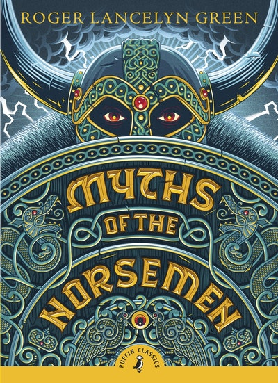 Book Cover:  Myths of the Norsemen