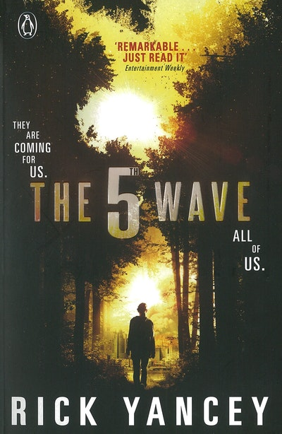 Book Cover: The 5th Wave