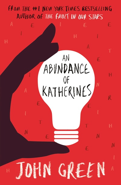 Book Cover: An Abundance of Katherines