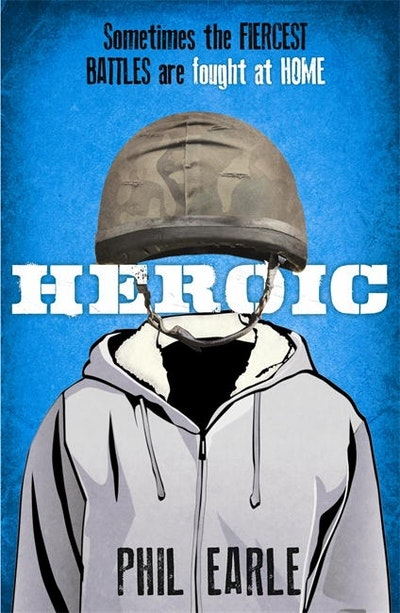 Book Cover:  Heroic