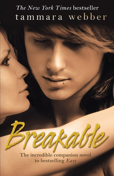 Book Cover:  Breakable