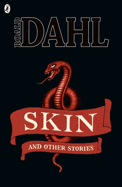 Book Cover:  Skin and Other Stories