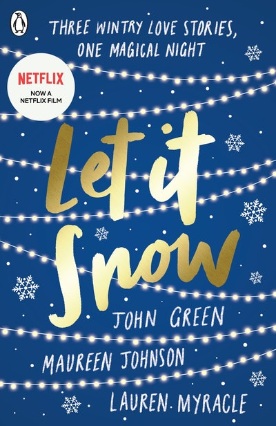 Book Cover:  Let It Snow