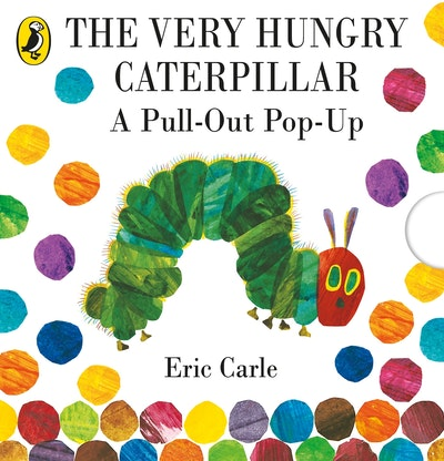 Book Cover: The Very Hungry Caterpillar: A Pull-Out Pop-Up