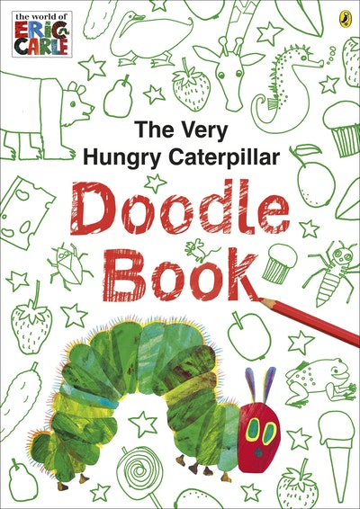 Book Cover: The Very Hungry Caterpillar Doodle Book