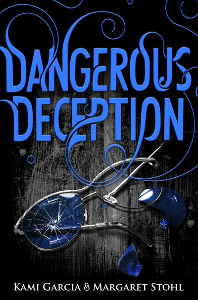 Book Cover:  Dangerous Deception