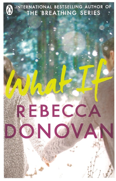 Book Cover:  What If