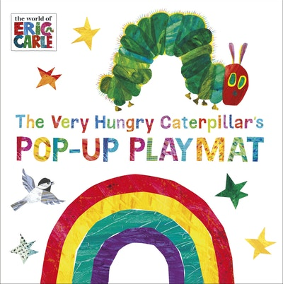 Book Cover: The Very Hungry Caterpillar's Pop-Up Playmat