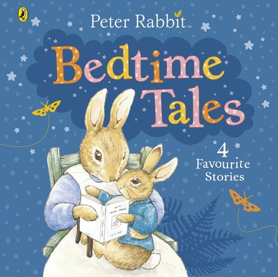 Book Cover:  Peter Rabbit: Bedtime Tales