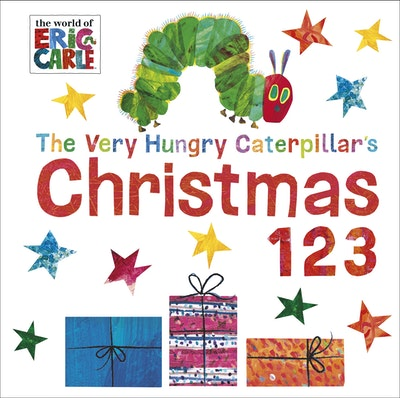 Book Cover: The Very Hungry Caterpillar's Christmas 123