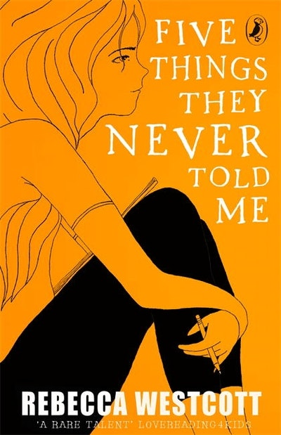 Book Cover:  Five things they never told me