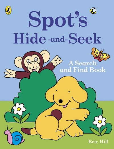 Book Cover:  Spot's Hide And Seek: A Search And Find Book