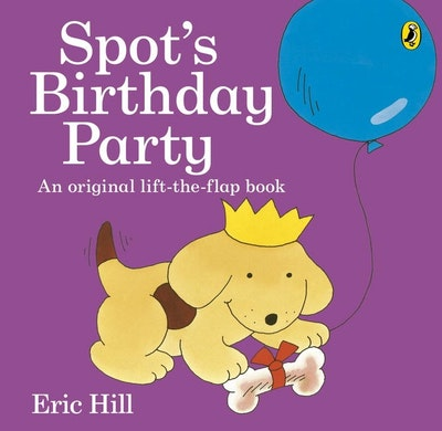 Book Cover:  Spot's Birthday Party