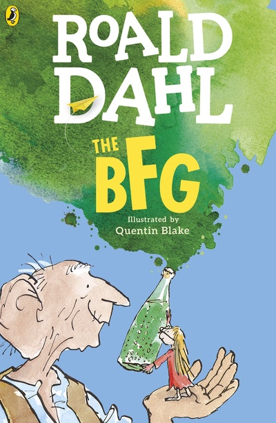 Book Cover:  BFG, The