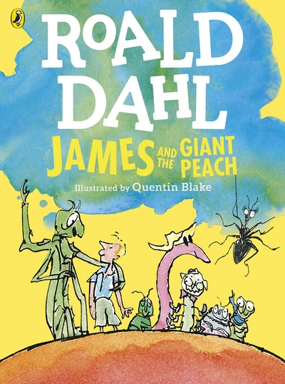 James And The Giant Peach (Colour Edn)
