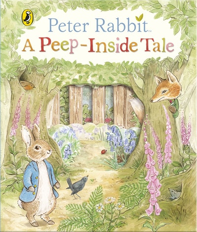 Peter Rabbit: A Peep-Inside Tale