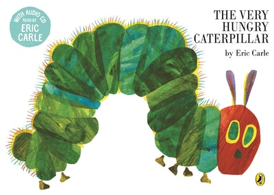 The Very Hungry Caterpillar (Book & Cd)