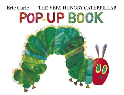 The Very Hungry Caterpillar Pop Up Book