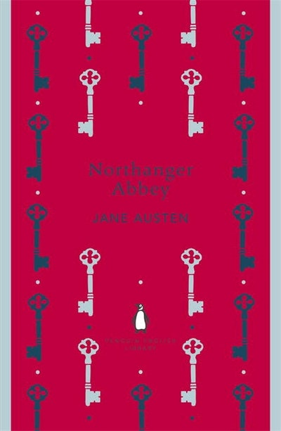 Book Cover:  Northanger Abbey: Penguin English Library