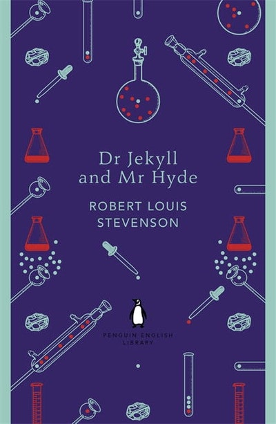 Book Cover:  Dr Jekyll and Mr Hyde: Penguin English Library