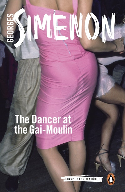 The Dancer At The Gai-Moulin