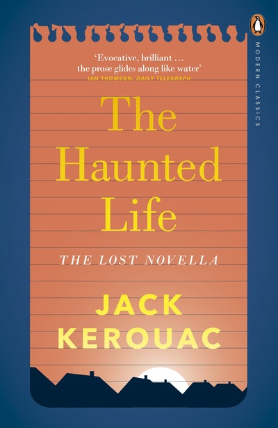 Book Cover:  Haunted Life, The