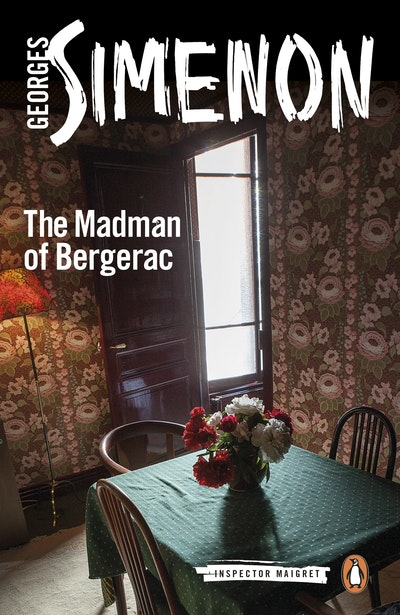 Book Cover: The Madman of Bergerac: Inspector Maigret Book 15