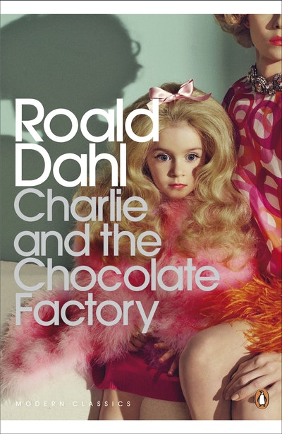 Book Cover:  Charlie And The Chocolate Factory