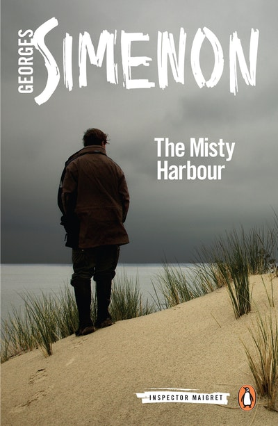 Book Cover: The Misty Harbour: Inspector Maigret Book 16