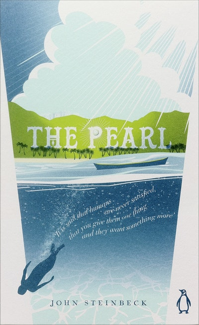 Book Cover: The Pearl