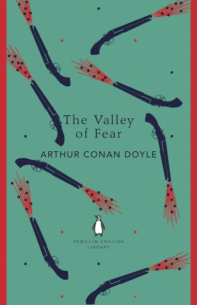 Book Cover: The Valley of Fear: Penguin English Library