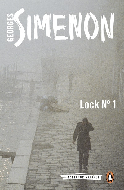 Book Cover:  Lock No 1: Inspector Maigret Book 18