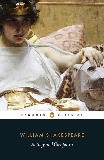 Book Cover:  Antony And Cleopatra