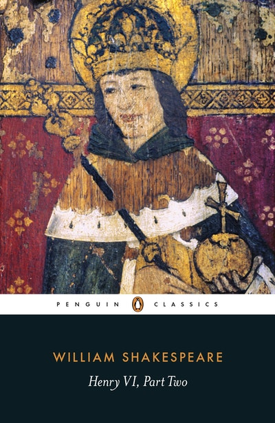 Book Cover:  Henry VI Part Two