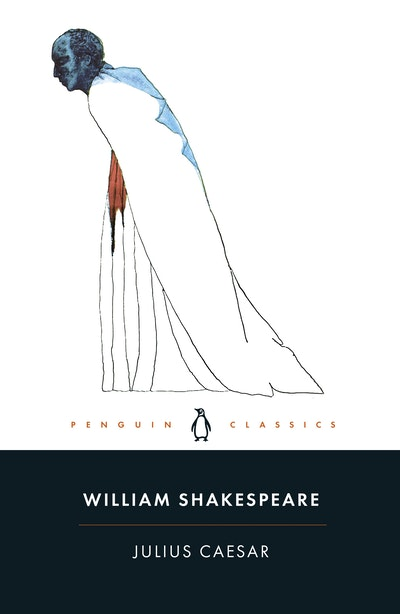 Book Cover:  Julius Caesar