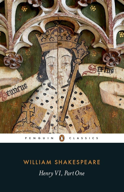 Book Cover:  Henry Vi Part One