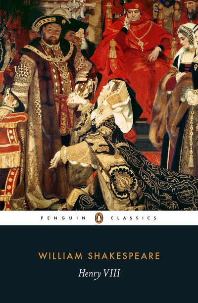 Book Cover:  Henry VIII
