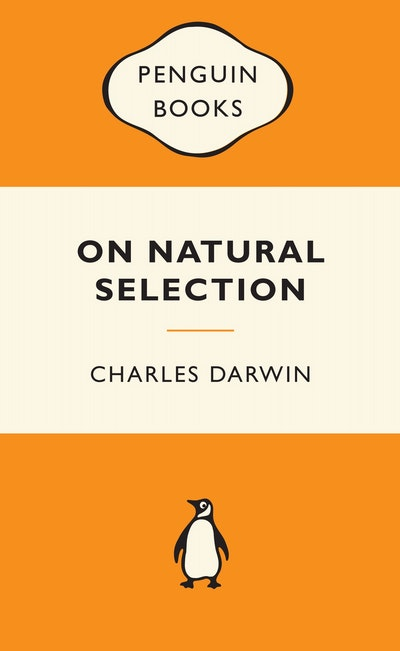 Book Cover:  On Natural Selection: Popular Penguins