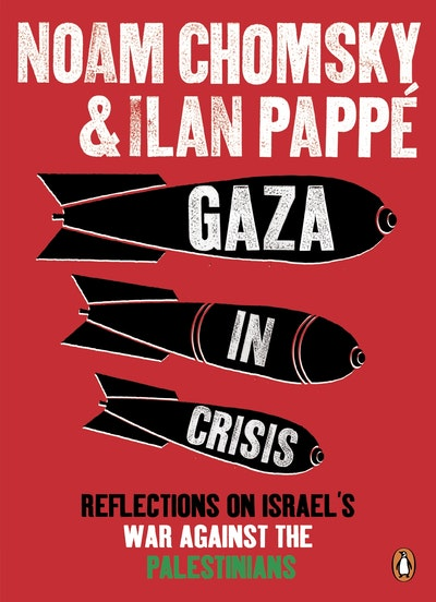Book Cover:  Gaza in Crisis: Reflections on Israel's War Against the Palestinians
