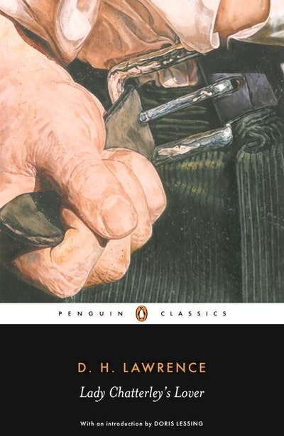 Book Cover:  Lady Chatterley's Lover