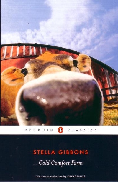 Book Cover:  Cold Comfort Farm