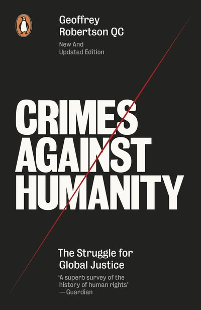 Book Cover:  Crimes Against Humanity: The Struggle For Global Justice