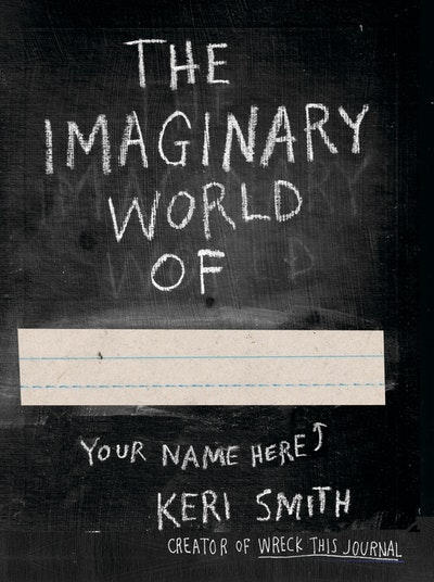 Book Cover: The Imaginary World of...