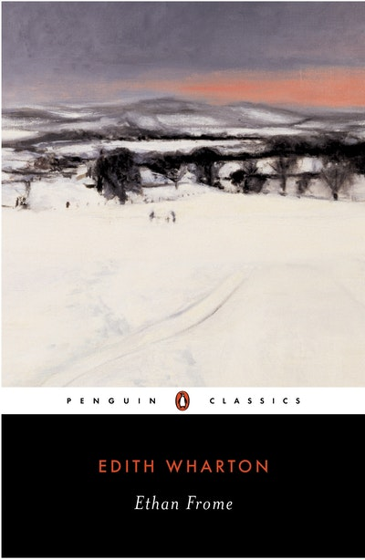 Book Cover:  Ethan Frome
