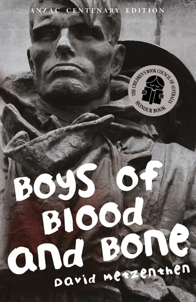 Book Cover:  Boys Of Blood & Bone