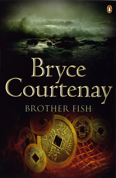 Book Cover:  Brother Fish