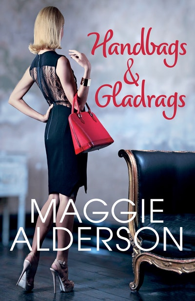 Book Cover:  Handbags and Gladrags