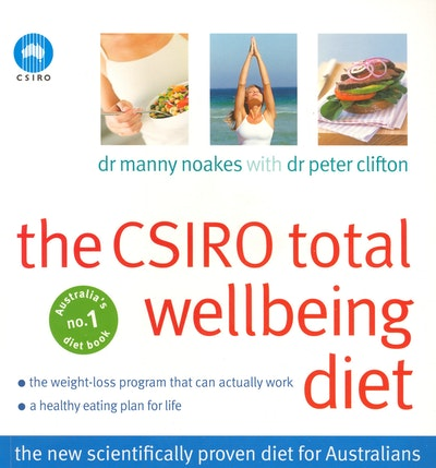 Book Cover:  Csiro Total Wellbeing Diet, The