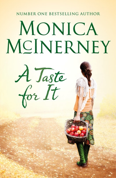 Book Cover: A Taste for It